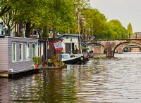 Houseboats for Rent in Amsterdam: