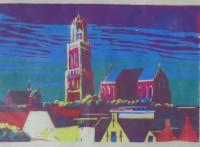 Adri Dijkhorst olieverf schilderijen